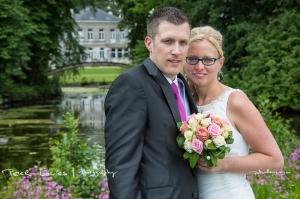 Huwelijk Evi en Kristoff