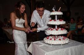 Huwelijk Sarah en Ignace