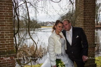 Huwelijk Sarah en Franky