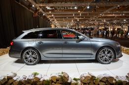 Salon 2017 - Dreamcars - Audi RS6