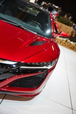 Salon 2017 - Dreamcars - Hondar NSX