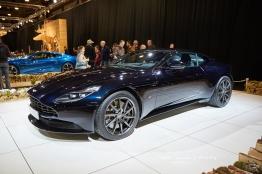 Salon 2017 - Dreamcars - Aston Martin DB11