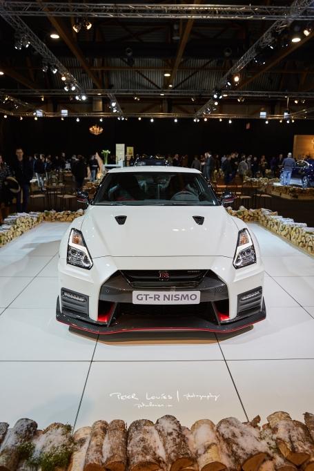 Salon 2017 - Dreamcars - Nissan GTR Nismo
