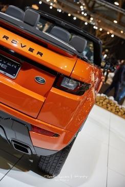 Salon 2017 - Dreamcars - Range Rover Evoque Cabrio