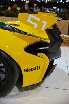 Salon 2017 - Dreamcars - McClaren P1 GTR